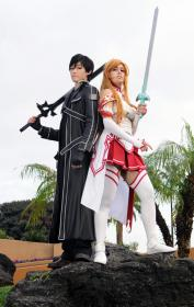 Asuna from Sword Art Online by Khainsaw