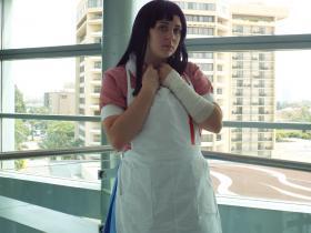 Mikan Tsumiki from Super Dangan Ronpa 2