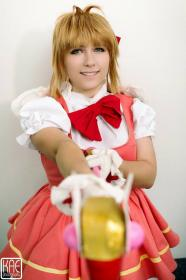 Sakura Kinomoto from Card Captor Sakura  by calissons