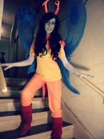 Vriska Serket from MS Paint Adventures / Homestuck worn by Helen