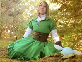 Link from Legend of Zelda  by Missy Rayney