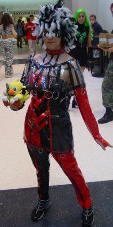 Parade Dancer from Final Fantasy VIII