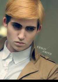 Erwin Smith from Attack on Titan worn by Napalm