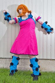 Lucy Steel from Jojo's Bizarre Adventure
