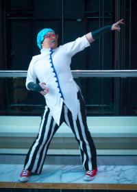 Ghiaccio from Jojo's Bizarre Adventure (Worn by Fataleflare)