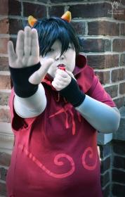 Kankri Vantas from MS Paint Adventures / Homestuck worn by Treblecrafts