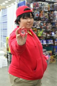 Akira Akatsuki from Marvel Disk Wars: the Avengers worn by Treblecrafts