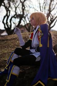 Jin Kisaragi from BlazBlue: Continuum Shift worn by Azumi