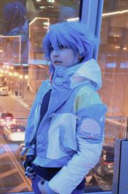 Aoba Seragaki from DRAMAtical Murder  by Trimizu