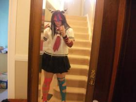 Mioda Ibuki from Super Dangan Ronpa 2