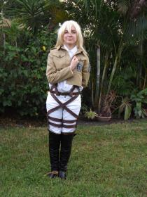 Historia Reiss / Christa Renz from Attack on Titan  by Godura