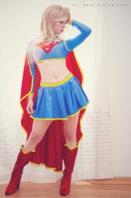 Supergirl from Superman worn by Jillian