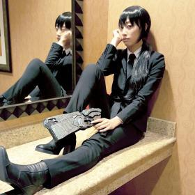 Yayoi Kunizuka from Psycho-Pass worn by KoeNoKioku