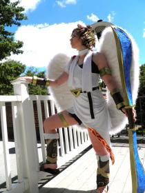 Pit from Kid Icarus: Uprising worn by cheerykokiri