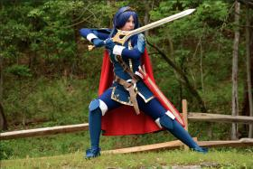Lucina from Fire Emblem: Awakening worn by cheerykokiri