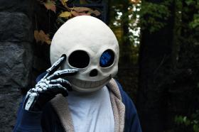 Sans from Undertale  by Sinth