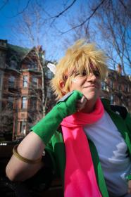 Caesar Antonio Zeppeli from Jojo's Bizarre Adventure