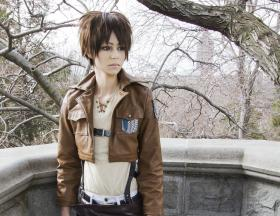 Eren Yeager from Attack on Titan  by _Taro