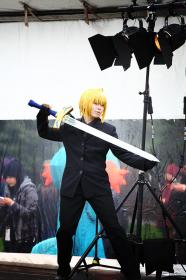 Saber from Fate/Zero worn by Siguusa