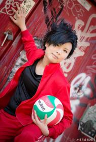Kuroo Tetsurou from Haikyuu!! worn by Siguusa