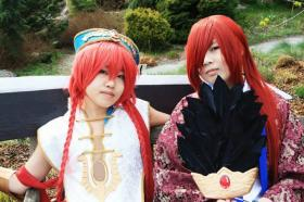 Koumei Ren from Magi Labyrinth of Magic worn by Siguusa