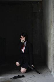 Mukuro Ikusaba from Super Dangan Ronpa 2  by zeppelly