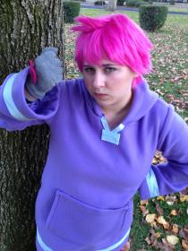 Kumatora from Earthbound / Mother 3 worn by Gutsy