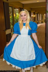 Alice from Alice in Wonderland worn by Becca Consuelo