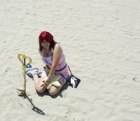 Kairi from Kingdom Hearts 2 worn by Blona Buttercap