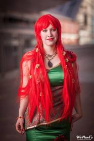 Poison Ivy from Batman worn by Rae Gunn
