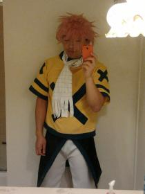 Natsu Dragneel from Fairy Tail
