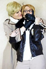 Russia / Ivan Braginski from Axis Powers Hetalia worn by Cricketeer