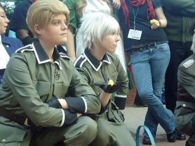 Germany / Ludwig from Axis Powers Hetalia worn by Cricketeer