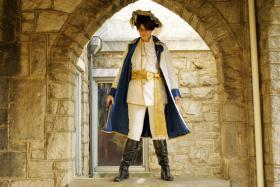 Austria / Roderich Edelstein from Axis Powers Hetalia worn by Cricketeer
