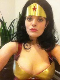 Wonder Woman from Wonder Woman worn by Cricketeer