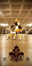 Kagamine Rin from Vocaloid 2 worn by Tanpopo