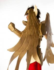 Sagittarius Aioros from Saint Seiya  by TheLittleCosplayer