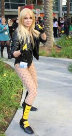 Black Canary from DC Comics  by Yani