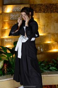 Ise Nanao from Bleach  by Envy Cosplay