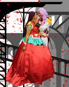 Akio Ohtori from Revolutionary Girl Utena by King Happo