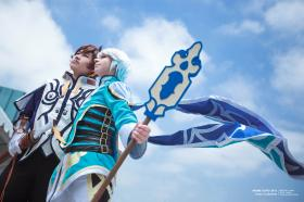 Slay from Tales of Zestiria  by Aseria