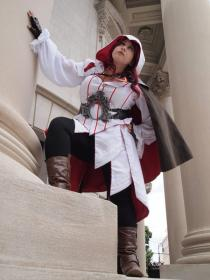 Ezio Auditore da Firenze from Assassin's Creed 2  by LadyCels