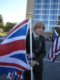 UK / England / Arthur Kirkland