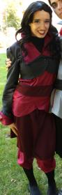 Asami Sato from Legend of Korra, The