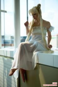 Princess Serenity from Sailor Moon by Usa Kou