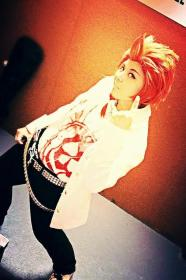 Leon Kuwata from Dangan Ronpa worn by Mai Chan