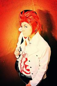 Leon Kuwata from Dangan Ronpa by Mai Chan