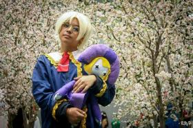 Carl Clover from Blazblue: Chronophantasma worn by Mai Chan