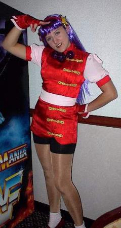 Athena Asamiya from King of Fighters 1998