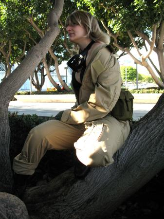 Eva from Metal Gear Solid 3: Snake Eater worn by Tokyo Kitty